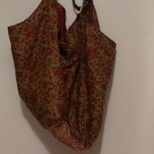 Handmade shoulder bag!!